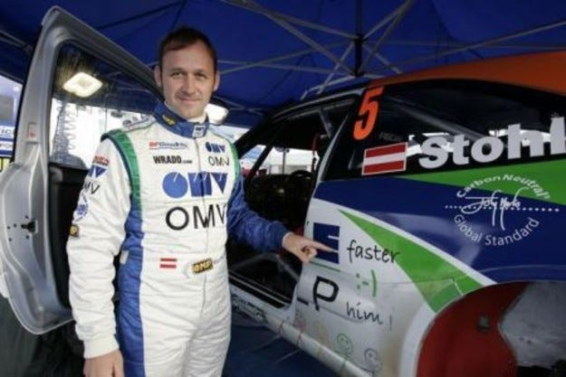 Щол се връща във WRC за старта в Нова Зеландия