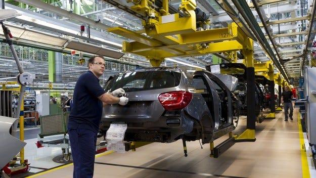 Mercedes подготвя нов компактен SUV
