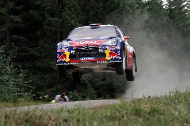 Red Bull ще е новият промоутър на WRC