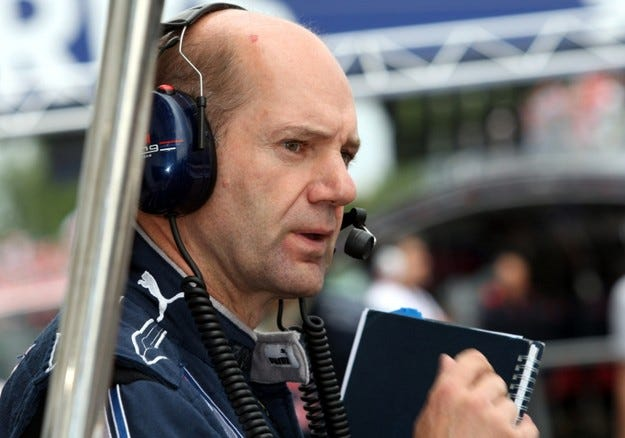 Нюи: Новите двигатели ще диктуват Формула 1 през 2014