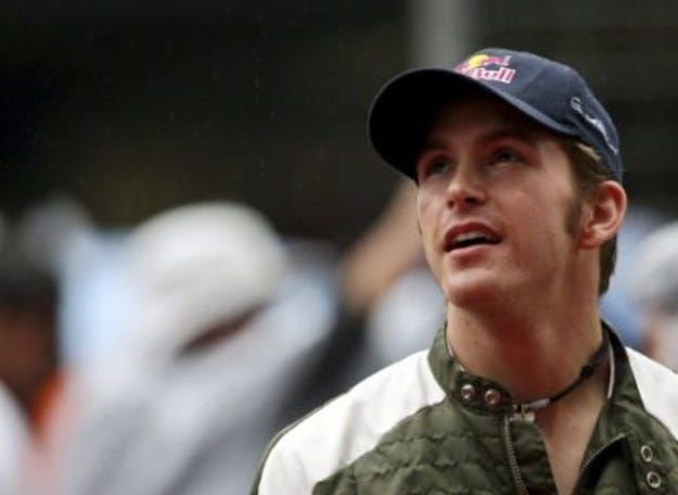 Спийд недоволен от ръководството на Toro Rosso