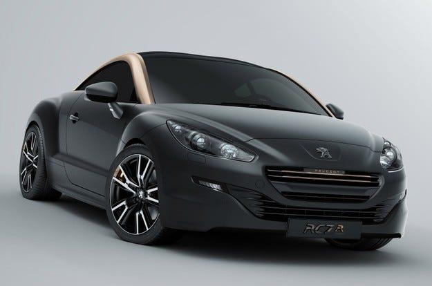 Peugeot RCZ R: Дай ми сила!