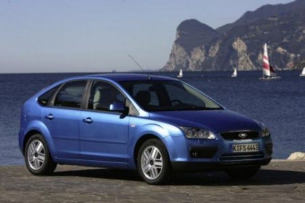 Ford Focus: Географски открития