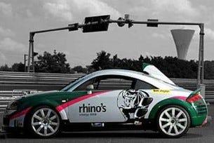 393 км/ч с MTM Audi TT