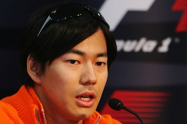 Ямамото ще кара за Spyker до края на сезона