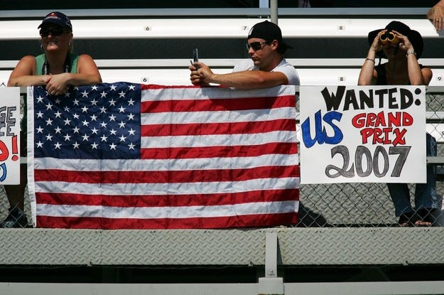 Отлагат Гран при на Америка