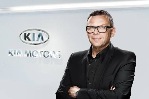 Петер Шрайер е новият президент на Kia