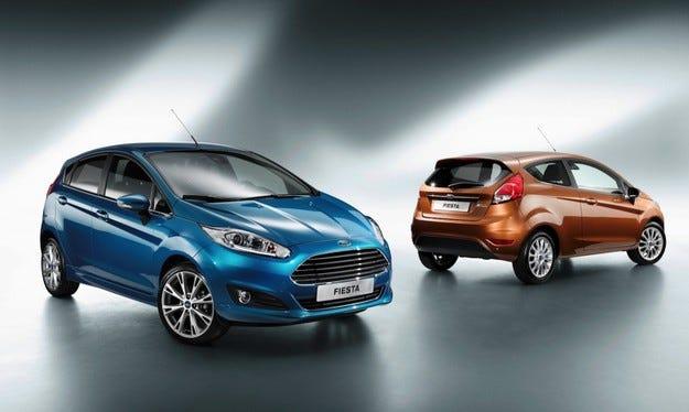 Мото Пфое започва нова интернет игра с Ford Fiesta