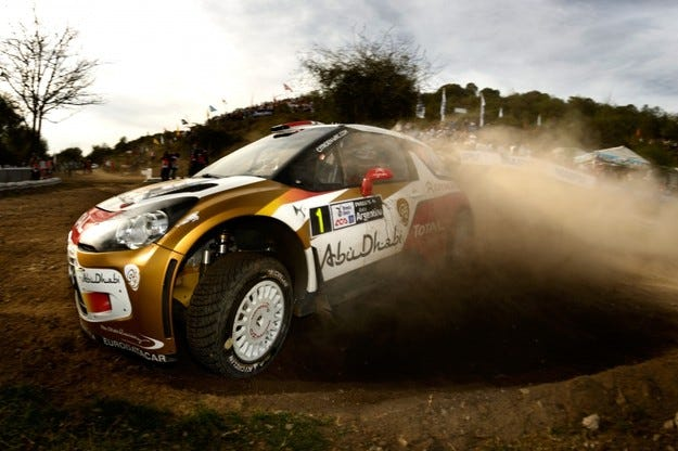 Рали Аржентина: Крал Льоб се завърна във WRC с победа