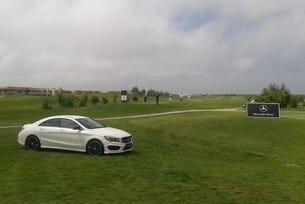 Завършиха квалификациите на MercedesTrophy България 2013