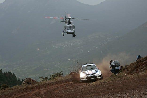 Рали Акрополис: Латвала спечели първата си победа с VW