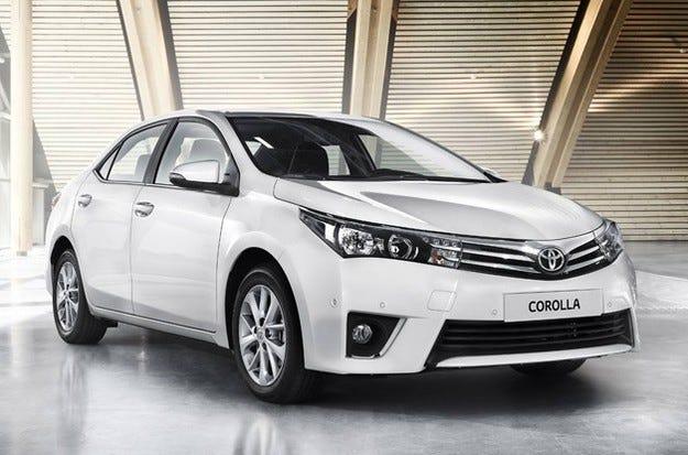 Новата Toyota Corolla със световна премиера на Автосалон София 2013 в петък