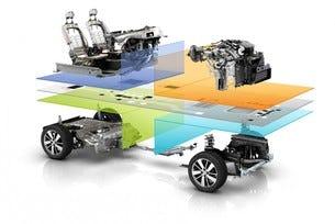 Нова модулна платформа от Renault-Nissan
