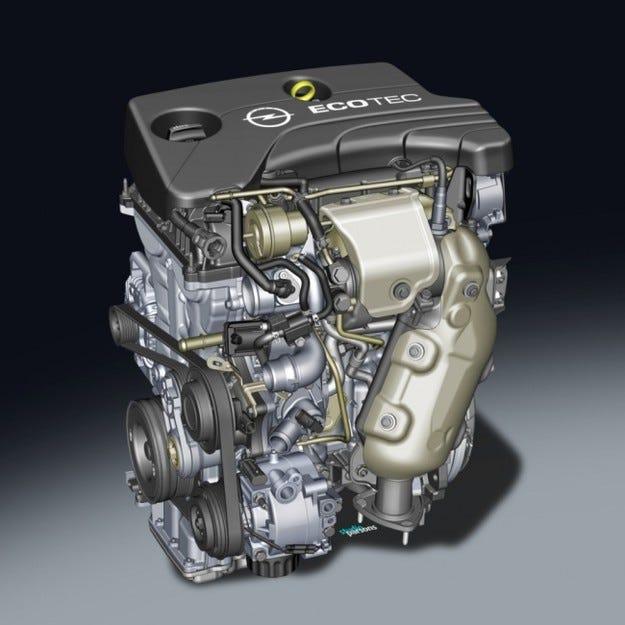 Нов трицилиндров мотор от Opel