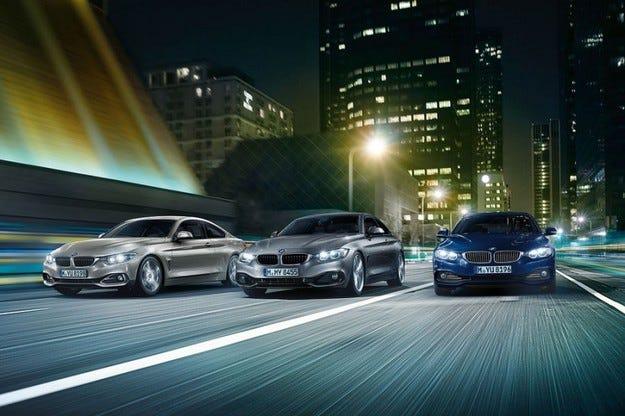 BMW с обновени двигатели: Нови агрегати за Серия 3, Серия 4 и X5
