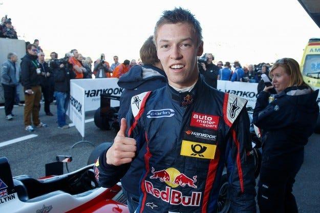 Toro Rosso избра Квят пред да Коща и Карлос Сайнц