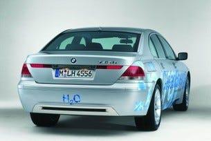 BMW и водородът: Част първа