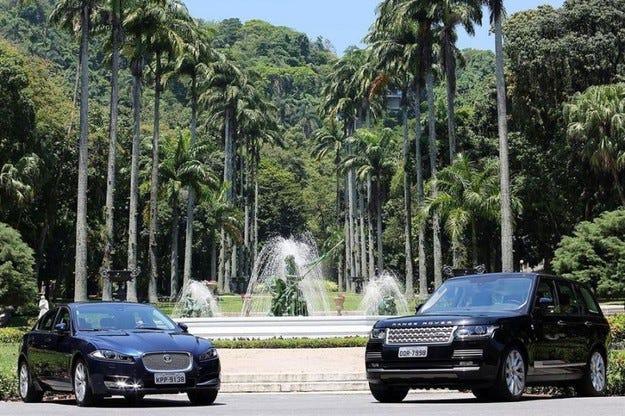 Jaguar Land Rover: Британците строят завод в Бразилия