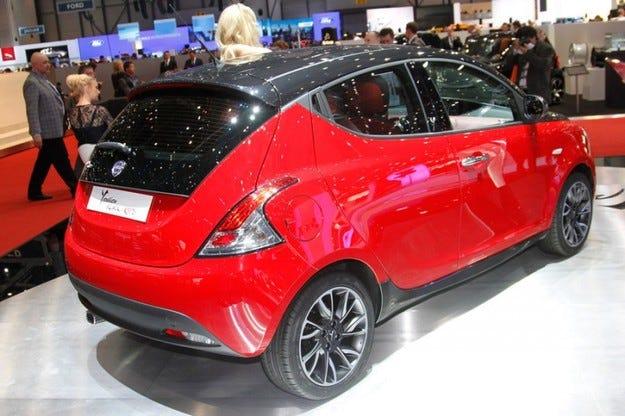 Шефът на Fiat Маркионе: В бъдеще Lancia остава само в Италия
