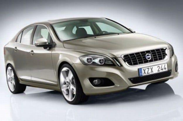 Volvo: Трансформации за S40 и S60