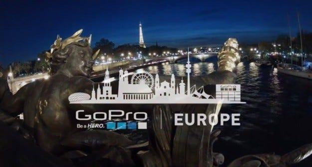 GoPro откри официално представителство за Европа
