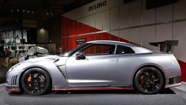 Новият Nissan GT-R ще получи 800 конски сили