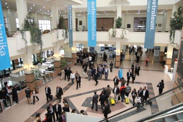 Изложението Automechanika Istanbul 2014 отваря врати в средата на април