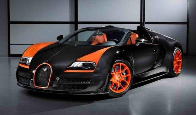 Bugatti започва продажба на добре поддържани автомобили