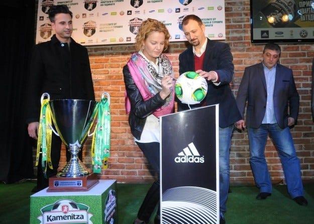 За трета поредна година GLOBUL подкрепя  Kamenitza Фен купа