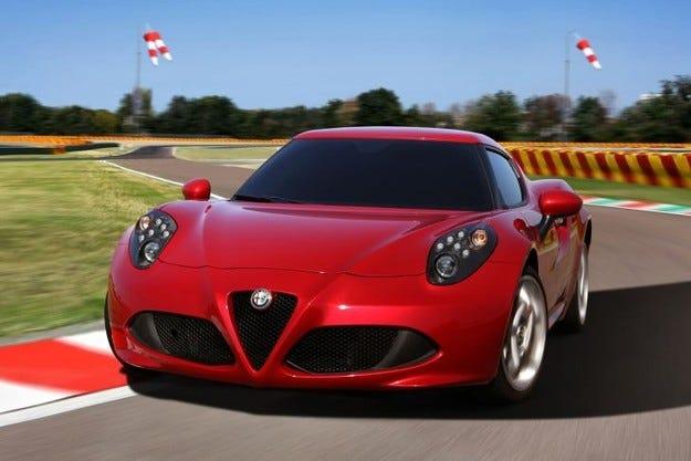 Alfa Romeo ще  получи мотори от  Ferrari