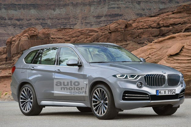 BMW потвърди серийното производство на X7