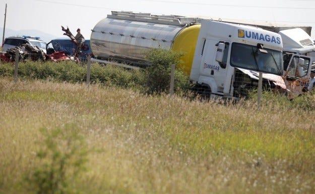 В Европа: Намаляват смъртните случаи на пътя през 2013
