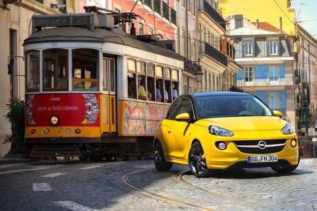 Opel с най-висок пазарен дял в Европа от юни 2011