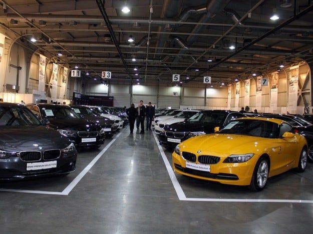 Специално за  почитатели на марките BMW и MINI
