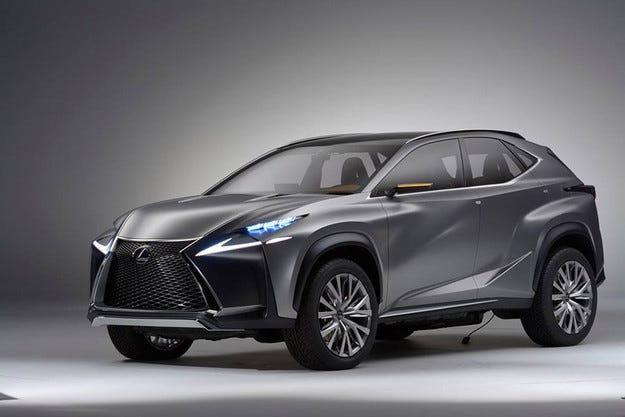 Кросоувърът Lexus NX ще има хибридно задвижване