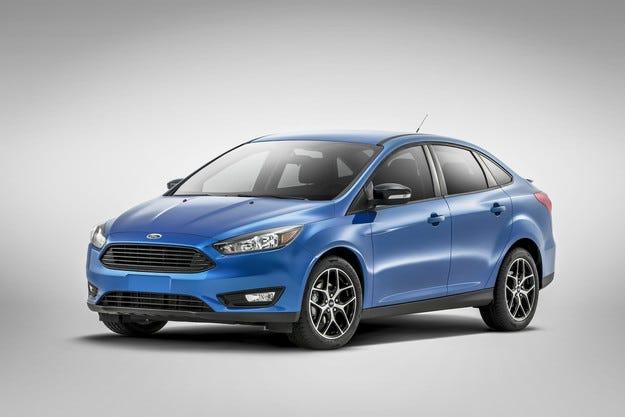 Ford Focus e най-продаваният модел в света за 2013
