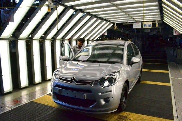 PSA Peugeot Citroеn съкращава глобално моделната си гама