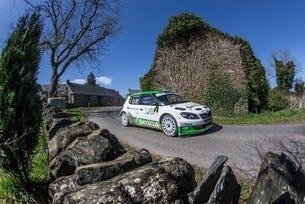 Рали Ирландия: Лапи е новият лидер в ERC