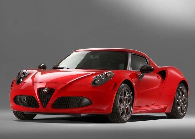 Alfa Romeo се отделя от концерна Fiat-Chrysler