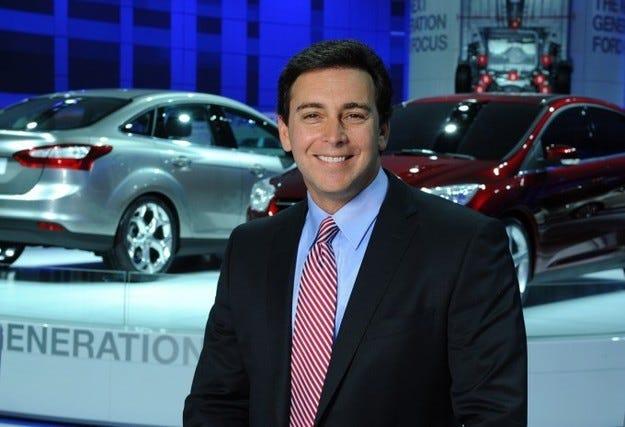 Нов шеф на Ford: Марк Филдс заема поста на Алън Мълали