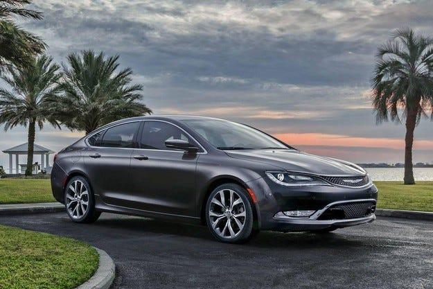Chrysler гони увеличаване на продажбите със 132%