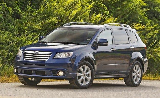 Моделите на Subaru ще използват обща платформа