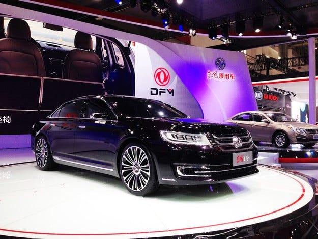 Санкциите на ЕС: Chery и Changan вместо VW и BMW?
