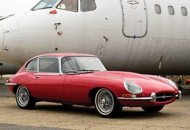 Jaguar възобновява производството на E-type от 60-те години