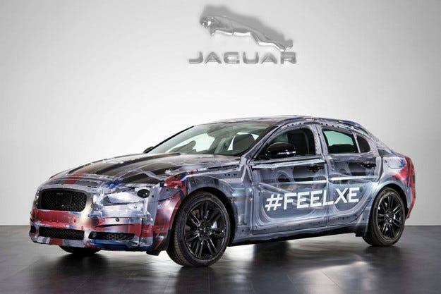 Публикуваха първа снимка на най-малкия Jaguar