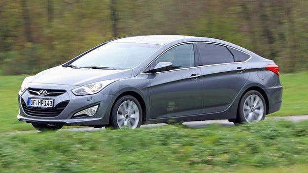 Южнокорейският производител Hyundai преминава на газ