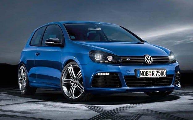 Готвят нова трансмисия за Volkswagen Golf R