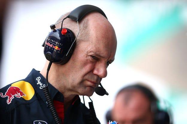 Нюи остава в Red Bull въпреки интереса на Ferrari