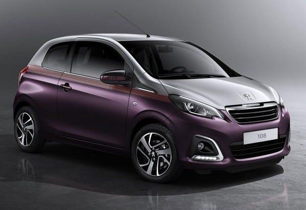 Peugeot 108 тръгва към монтажната линия