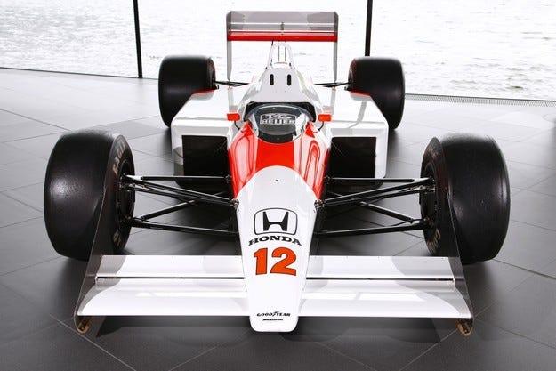 Honda ще купува дял от McLaren